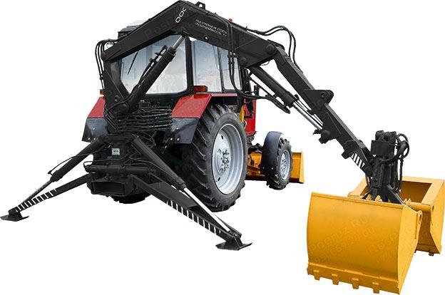 Отличия Трактора «Беларусь» МТЗ-52 от трактора МТЗ-50.